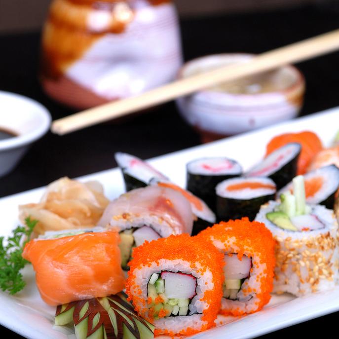 Curso de sushi