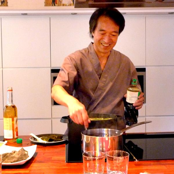 Curso de salsas base de la cocina japonesa barcelona for Cursos de cocina barcelona