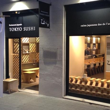 Tokyo sushi gr cia restaurante japon s - Restaurante tokyo barcelona ...