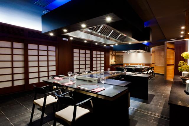 Bi en restaurante japon s - Planchas metacrilato madrid ...