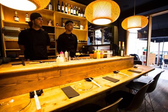 Nakashita restaurante japon s - Restaurante tokyo barcelona ...