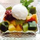 New Dessert Fruit Salad
