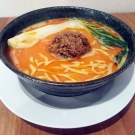 Try our spicy ramen