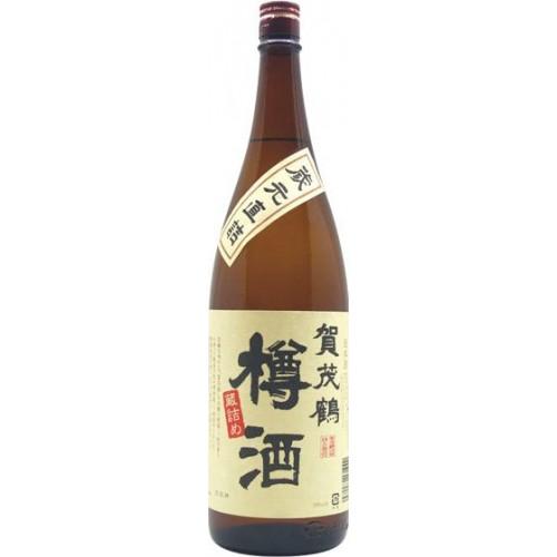Kamotsuru Taru Sake