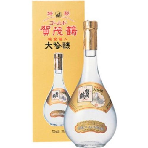 Kamotsuru Tokusei Gold Daiginjo