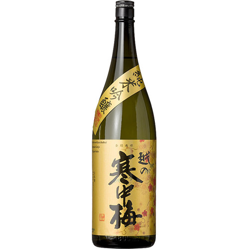 Koshino Kanchubai Gold Label Junmai Ginjo