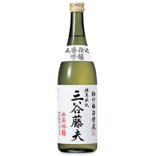 Mitani Fujio Yamahai Ginjo