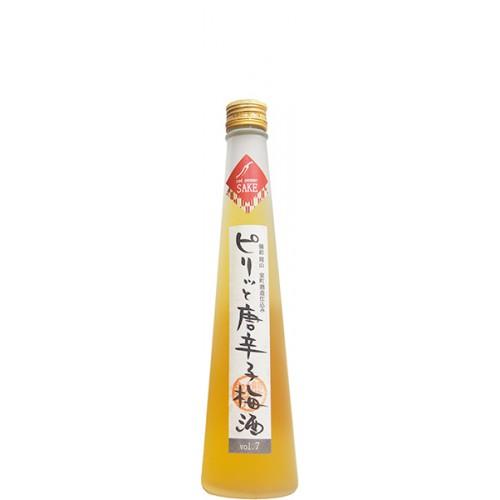 Sakura Muromachi Piritto Togarashi Umeshu
