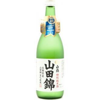 Hakutsuru Tokubetsu Junmai-shu Yamadanishiki