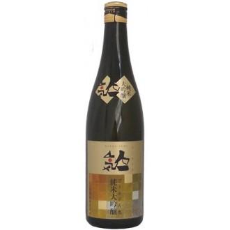 Ninki-Ichi Gold Ninki Junmai Daiginjo
