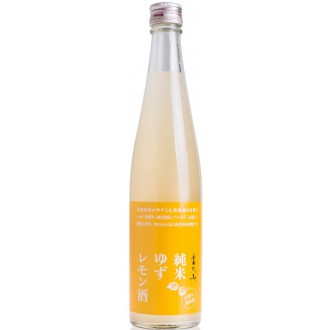 Fukucho Junmai Yuzu Lemon