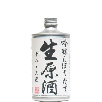 Narutotai Ginjo Genshu