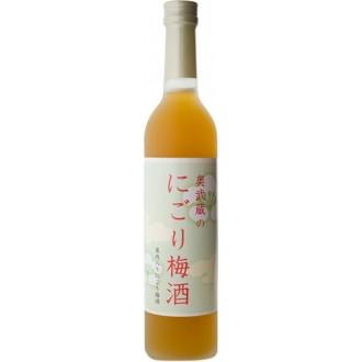 Oku Musashino Nigori Umeshu