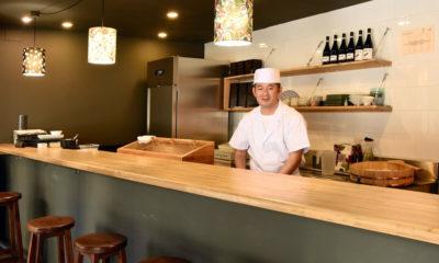 Nobuyuki Kawai, chef y propietario de Hitsumabushi