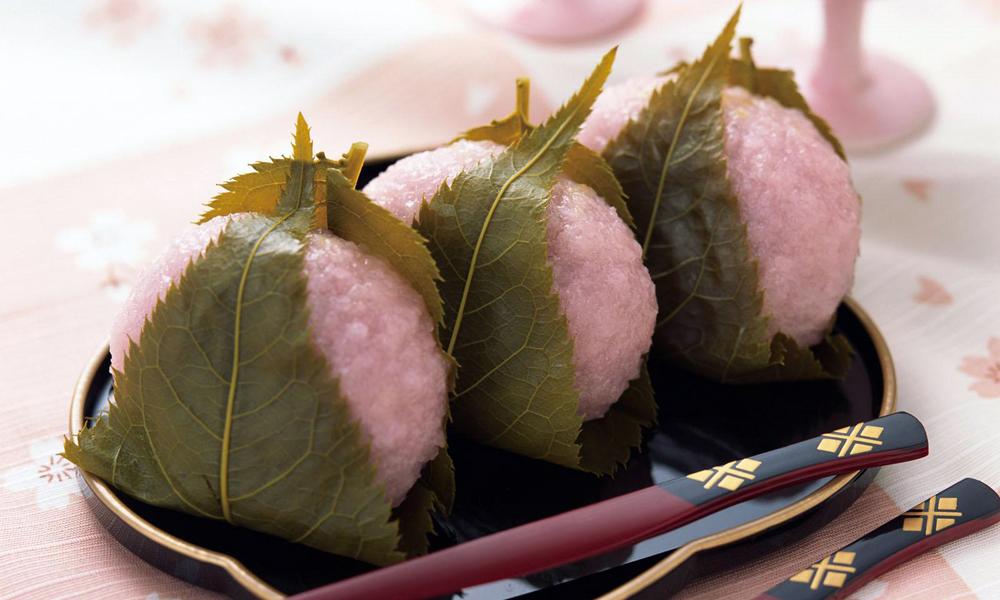 sakuramochi