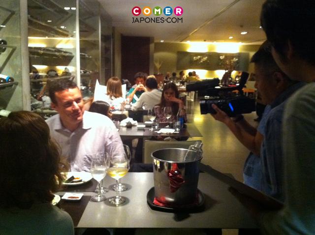 Programa de la tv nipona sobre la for Programas de cocina en espana