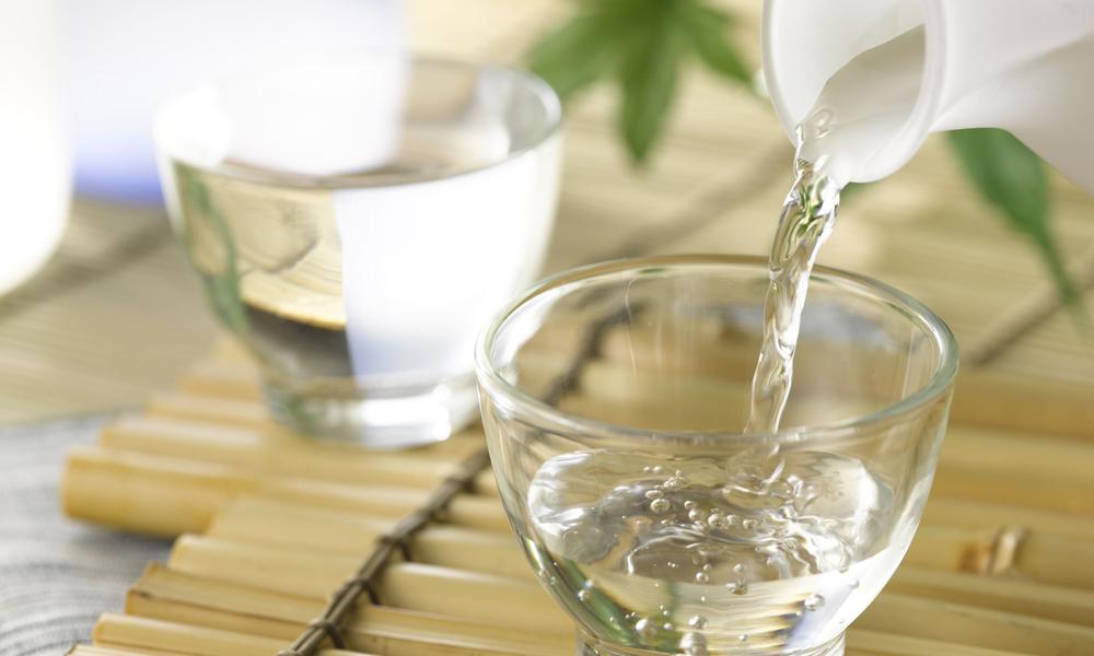 Cata de sake a cargo de Roger Ortuño