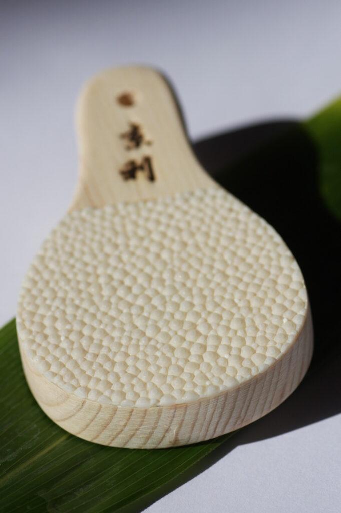 Samegawaoroshi, rallador para wasabi