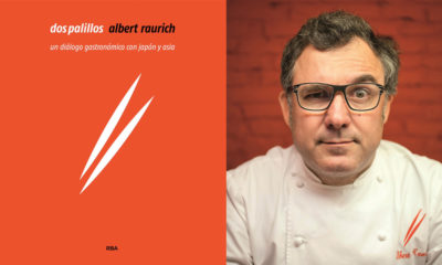 dos palillos Albert Raurich