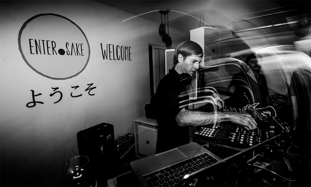 ENTER Sake Richie Hawtin DJ