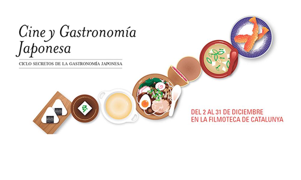 Ciclo Cine y Gastronomía Japonesa - Filmoteca de Catalunya