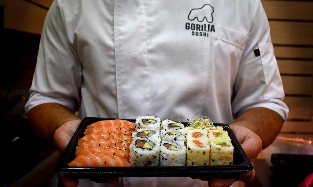 BUNBU Goril·la Sushi