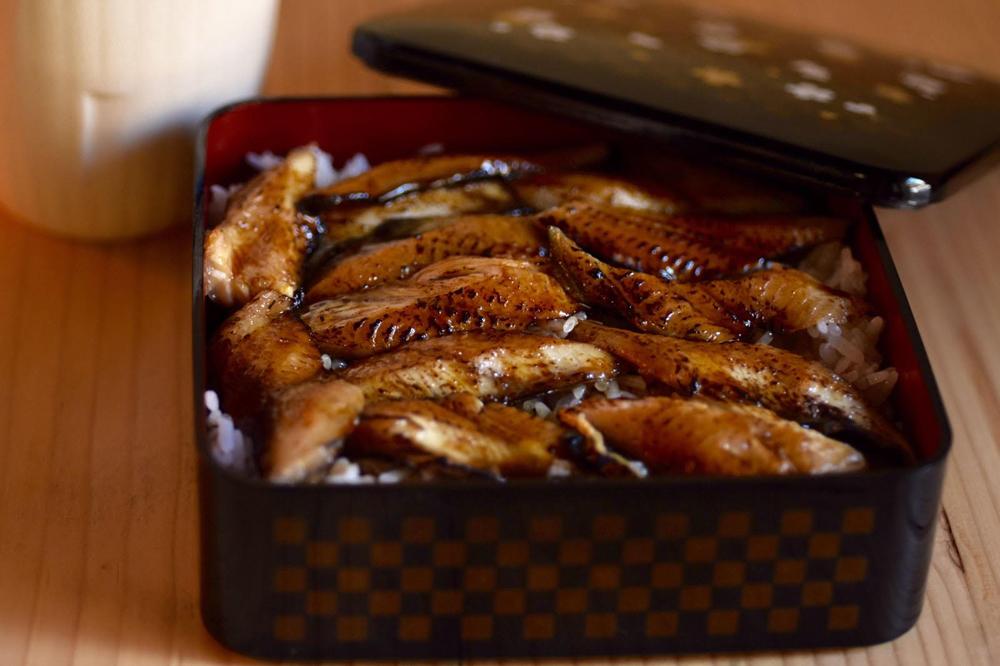 Anguila - Unagi kabayaki