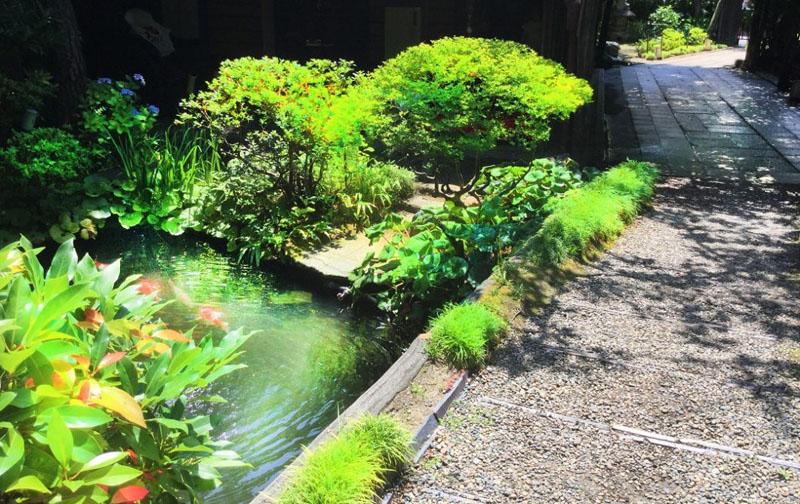 Jardines de Ikinariya