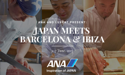 Japan Meets Barcelona