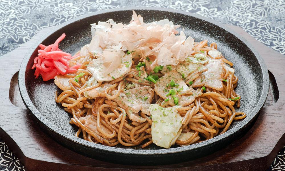 Yakisoba del restaurante Kote