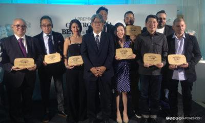 Ganadores de los Premios de Gastronomía BEEF & Marie Claire