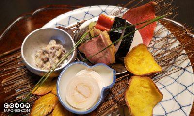 Restaurante de estrella Michelin en Kyoto