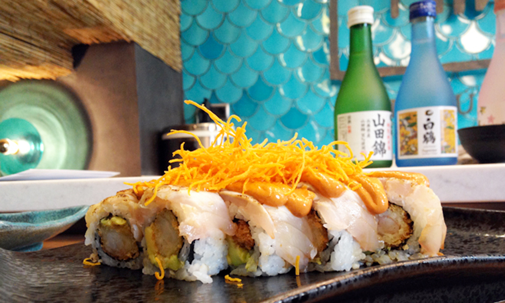 Nikkei103 Uramaki. ©ComerJapones.com