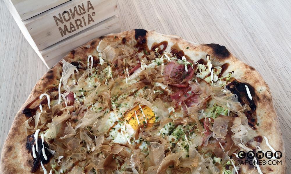 Pizza Okomiyaki