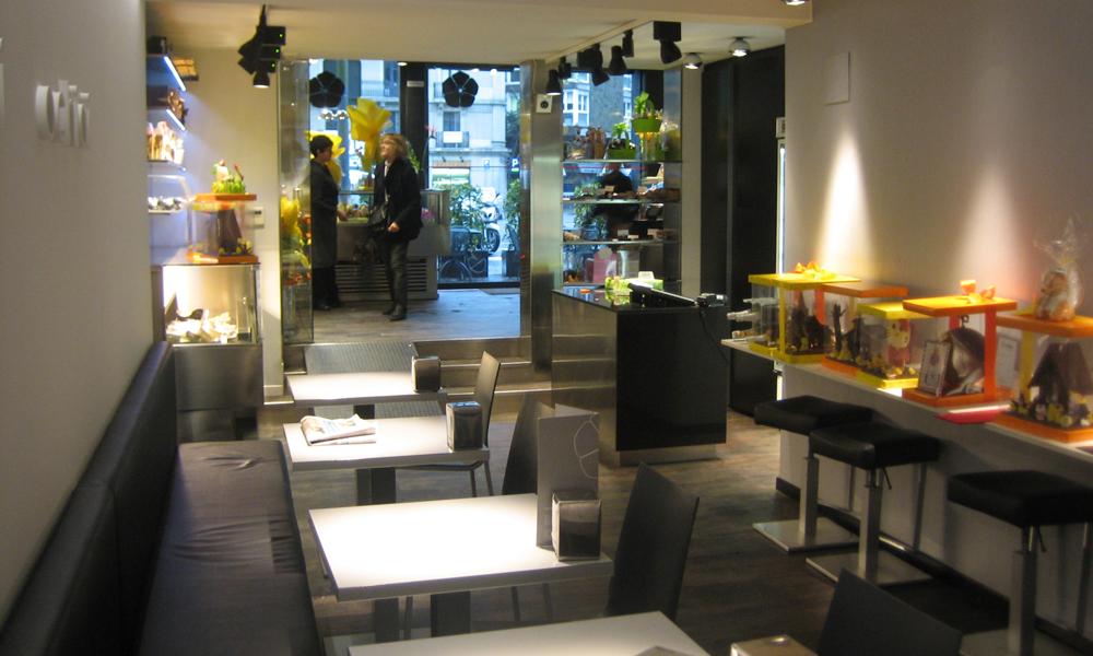 Pastisseria Takashi Ochiai Barcelona