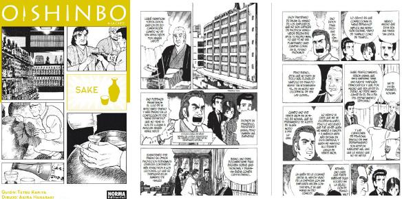 Osishinbo 2. Sake (Norma Editorial)