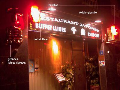Awe Inspiring El Peor Restaurante Japones De Barcelona Comerjapones Com Download Free Architecture Designs Meptaeticmadebymaigaardcom