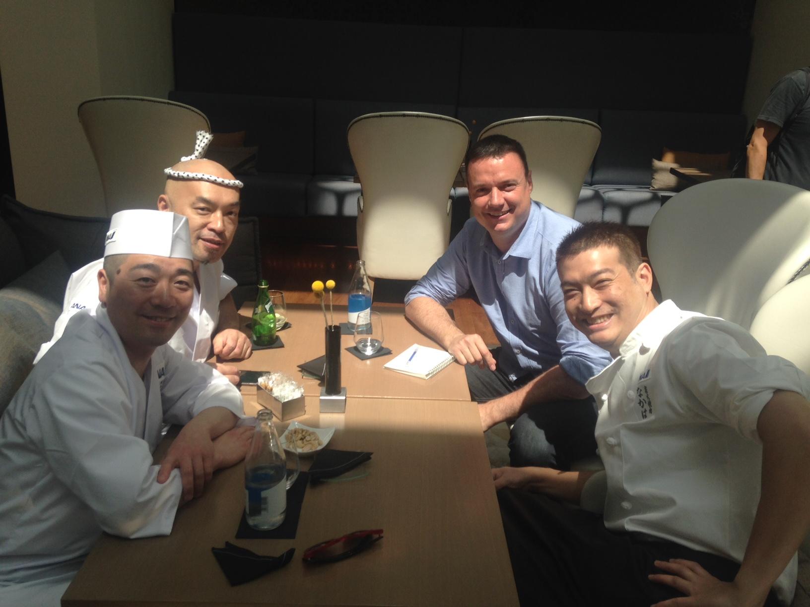 Sugita, Ikegawa, Ortuño y Nakahara