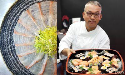 Suryaman Maharjan, chef del Sakura-Ya