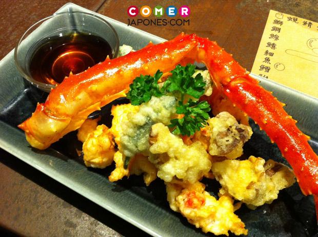 tempura-king-crab