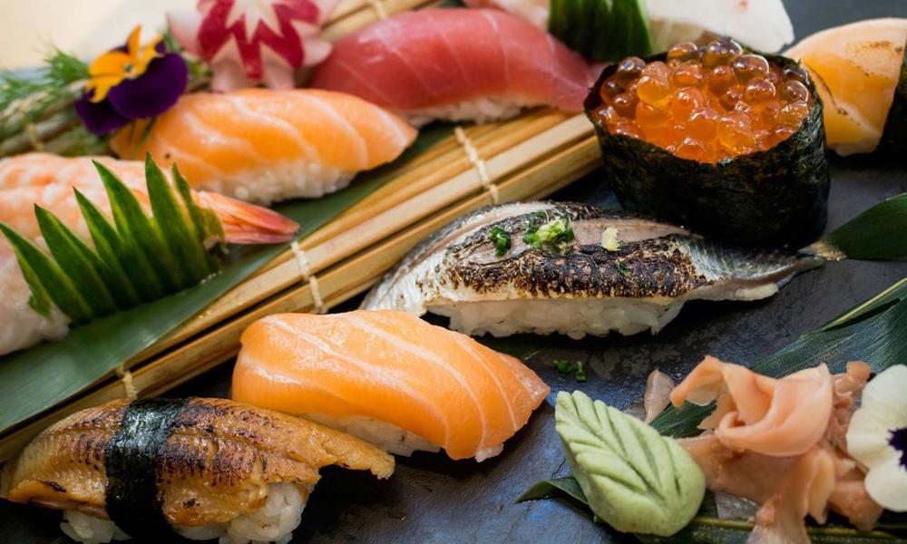Sushi de Tokyo-Sushi