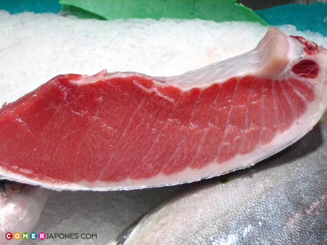 ventresca de atún (toro)