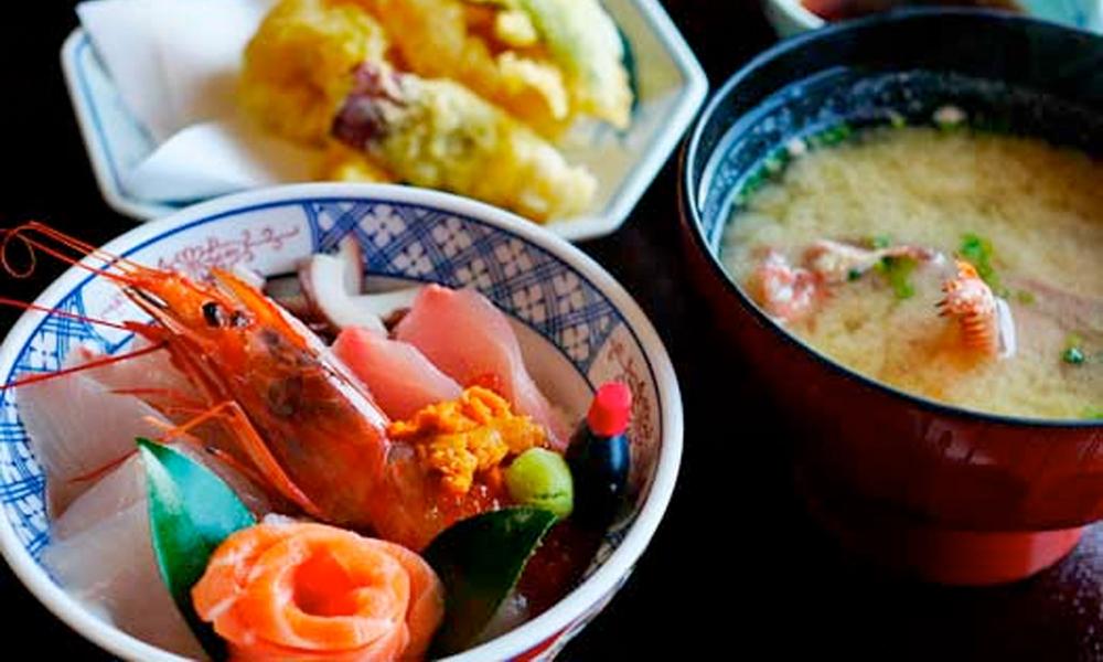 Turismo gastronómico por Japón