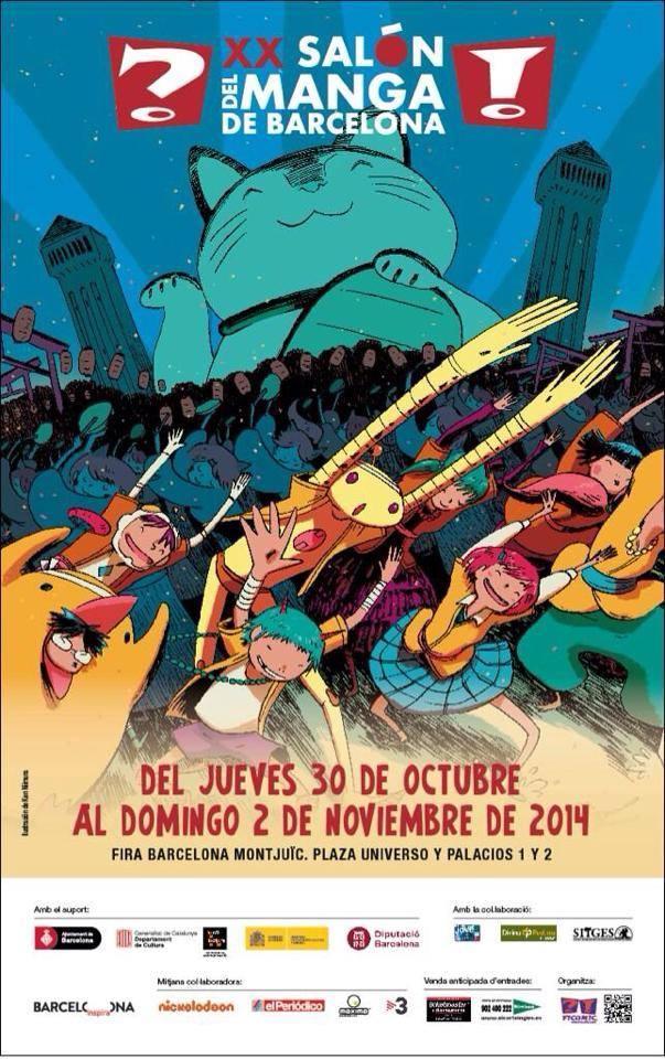 XX Salón del Manga de Barcelona