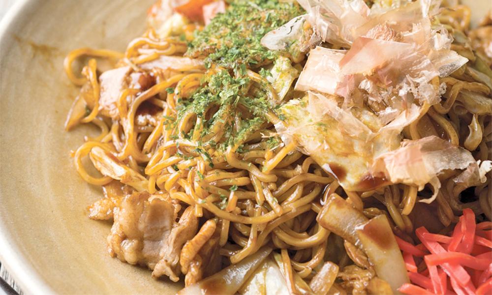 Receta: cómo preparar unos yakisoba • ComerJapones com