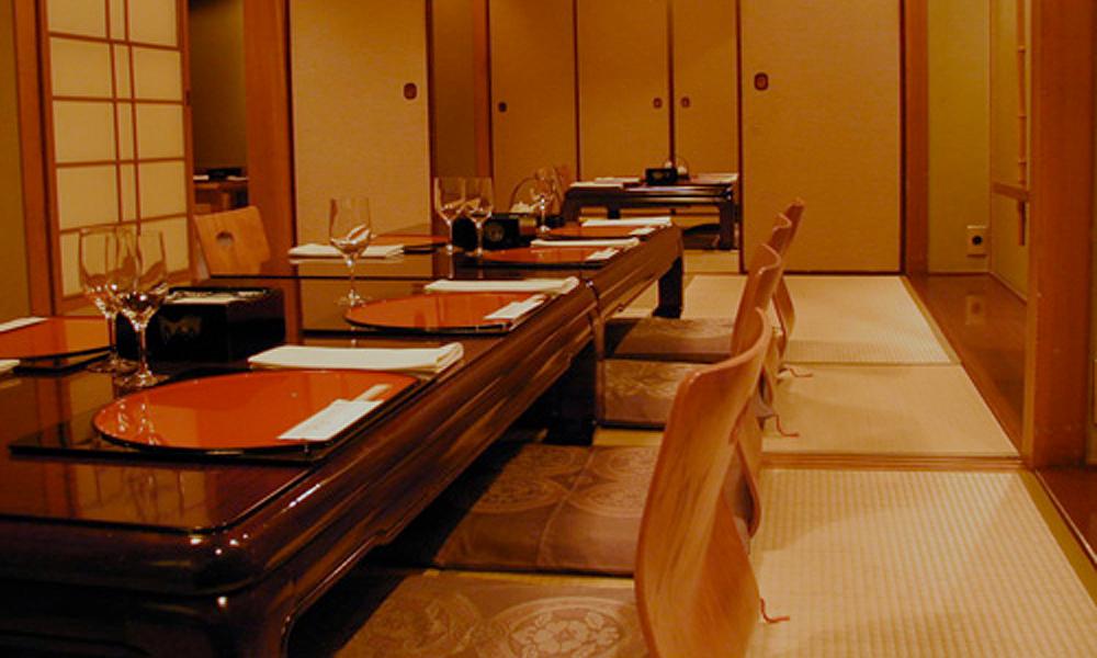 Salón privado en Yashima